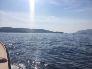 Boat ride in Orebic