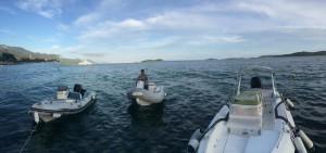 Boat rentals in Orebic