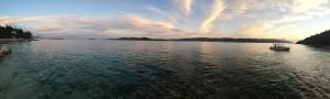 Peaceful Orebic Waters