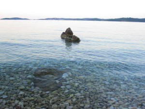 Still clear water Orebic