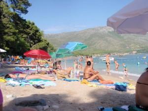 Trstenica Beach Orebic